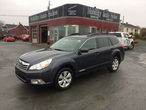 2011 Subaru Outback 2.5i Limited Leather