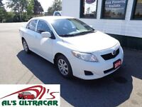 2010 Toyota Corolla CE 5Spd w/ A/C for only $99 bi-weekly!