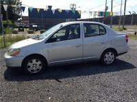 2002 Toyota Echo Automatique 1000$ !!!
