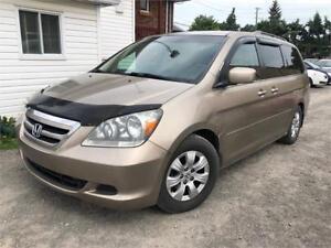 2007 Honda Odyssey EX ***8 PASSAGERS*** A/C / GRP. ELEC / MAGS !
