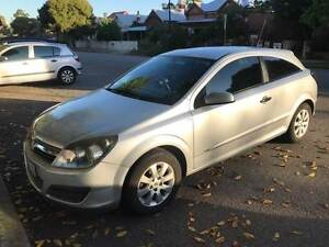 2005 Holden Astra Coupe Highgate Perth City Area Preview