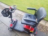 Apex mobility scooter