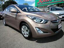 2014 Hyundai Elantra MD2 Active Bronze 6 Speed Automatic Sedan Mount Gravatt Brisbane South East Preview