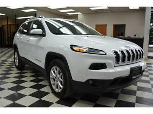 2015 Jeep Cherokee North 4X4 - U-Connect**LOW KMS**Keyless Entry Kingston Kingston Area image 3