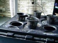 Hydroponics 110L tank 5 pot