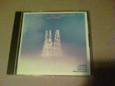 Andreas Vollenweider White Winds 1984  CD