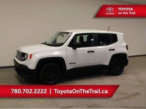2015 Jeep Renegade SPORT; 4WD, AIR CONDITIONING, CRUISE