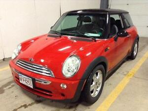 2006 Mini Cooper HATCHBACK 2-DR.REDUCED from $7800 to $6300