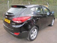 Hyundai ix35 1.6 Style GDi 5DR 2WD (black) 2013