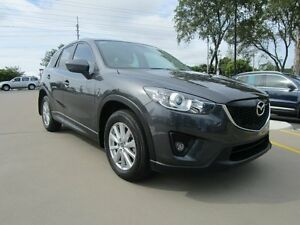 2014 Mazda CX-5 KE1031 MY14 Maxx SKYACTIV-Drive AWD Sport Grey 6 Speed Sports Automatic Wagon Noosaville Noosa Area Preview