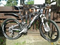 Giant Anthem X2 2011 size: medium mountain bike, great condition!