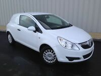 2009 VAUXHALL CORSA Van 1.3 CDTI with Low Miles, No Vat To Pay, and Incredible 60+ MPG !!