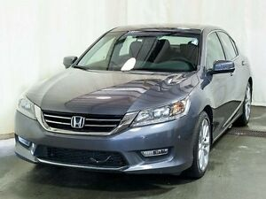 2013 Honda Accord Touring V6 Sedan w/ Navigation, Leather, Sunro