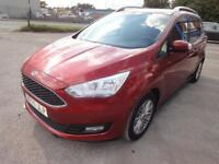 LHD 2016 Ford Grand C - Max Trend +1.5 TDCi 5 Door SPANISH REGISTERED