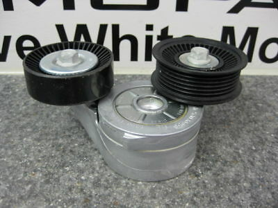 Jeep Dodge Ram Dakota Grand Cherokee New Serpentine Belt Tensioner Pulley Mopar