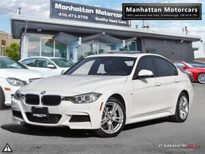 2014 BMW 335i X-DRIVE M-SPORT |NAV|CAMERA|PADDLESHIFT|WARRANTY