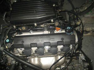 01 02 03 04 05 HONDA CIVIC SOHC VTEC D17A ENGINE JDM D17A MOTEUR