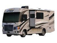 Rent a 25 Class A RV Motor Home with bunks! Rental Special!