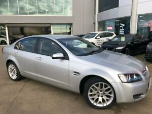 2008 Holden Commodore VE MY09 60th Anniversary Silver 4 Speed Automatic Sedan Ravenhall Melton Area Preview