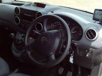 Citroen Berlingo 1.6 Hdi 625Kg Enterprise 75Ps DIESEL MANUAL WHITE (2015)