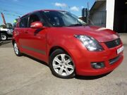 2010 Suzuki Swift EZ MY07 Update RE.4 4 Speed Automatic Hatchback North St Marys Penrith Area Preview