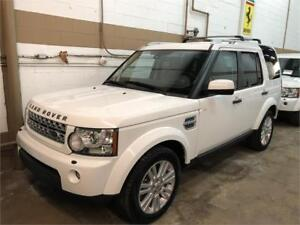 2011 Land Rover LR4 HSE Lux 7 Passenger Toit Panoramic
