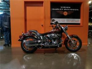 2008 HARLEY DAVIDSON FLSTF FAT BOY (CUSTOM PAINT 1/150)
