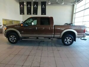 2011 Ford Super Duty F-350 SRW F-350 King Ranch - B/U Cam, Heate