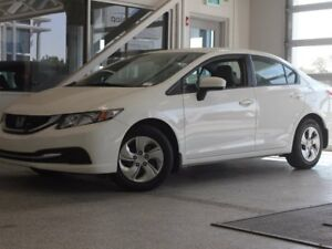 2014 Honda Civic LX-Heated Seats-Bluetooth