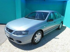 2007 Ford Falcon BF MkII XT (LPG) Grey 4 Speed Auto Seq Sportshift Sedan