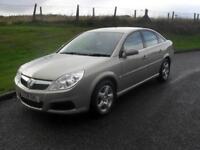 Vauxhall/Opel Vectra 1.9CDTi 16v ( 150ps ) 2008MY Exclusiv MOT 1/2/18 101050 Mls