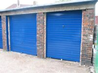 Morden Garage to let, close to station £30pw inc.