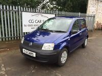 2007 Fiat Panda Active 1.1 5dr 75K Miles CHEAP INSURANCE & TAX.
