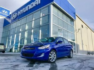 2014 Hyundai Accent 4Dr GLS at
