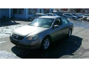 2002 Nissan Altima S ***Safety & E Test Incl.***