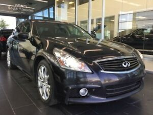 2013 Infiniti G37x HI-TECH PKG, NAVI, AWD, ACCIDENT FREE