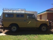 1982 Land Rover (4X4) Coupe Australind Harvey Area Preview