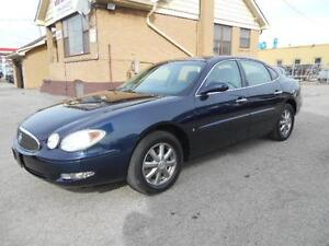 2007 BUICK Allure CX 3800 V6 Certified & E-Tested ONLY 114,000Km