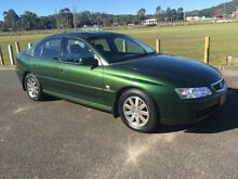 2002 Holden Berlina VY Green 4 Speed Automatic Sedan West Gosford Gosford Area Preview