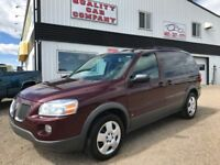 2008 Pontiac Montana SV6 7 pass. Ready for holiday's! $4650. Red Deer Alberta Preview