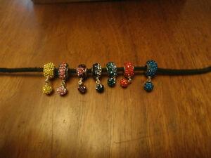 RhinestoneBeads for Pandora&Chamilia Bracelets      Watch     |