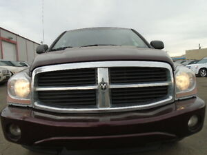 2004 Dodge Durango LIMITED LUXURY-LEATHER-SUNROOF-5.7L V8 HEMI