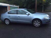 VW Passat Cat C for quick sale £1200