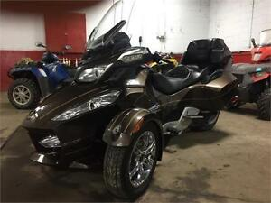 2012 can-am Spyder RT Limited limited