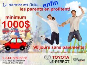 2014 Toyota RAV4 LE UPGRADE, A/C, CAM RECUL, BLUETOOTH LOW MILEA