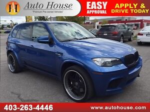 2010 BMW X5 M AWD TURBO NAVI BCAM