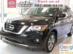 2019 Nissan Pathfinder SV TECH with Clean Car Fax