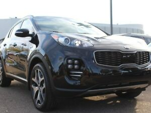 2018 Kia Sportage SX TURBO, SUNROOF, COOLED/HEATED SEATS, HEATED