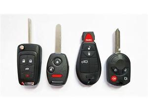 Replacement Car Truck Key Fob Cut & Programmed - Starting at $84