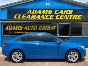 AMAZING 2015 AUTOMATIC UP-SPEC EQUIPE EDITION HOLDEN CRUZE  Eagle Farm Brisbane North East Preview